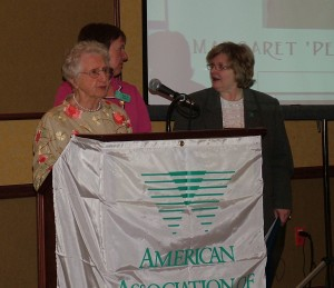 Outstanding Woman Margaret Anderson